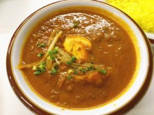 カレーは北インドのマッタリ感が美味い本物のインド料理