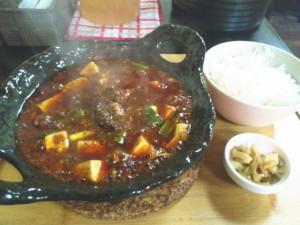 麻婆豆腐豆仙 阿波座