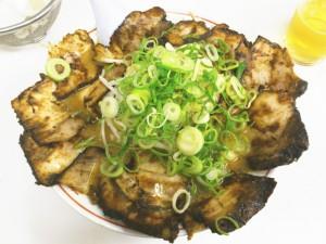 日本一チャーシュー麺