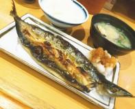 なんばの たつ田 大阪朝飯の最高峰