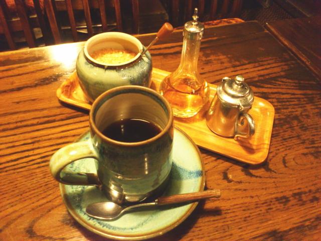コーヒー豆がハイチ産