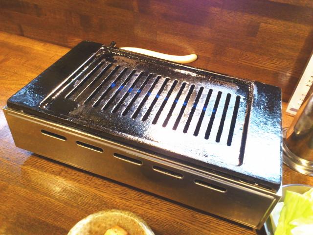 関西の人気焼肉店にも使用ケースが多数ある