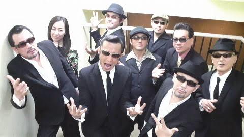 Soul band ワンダラーズ
