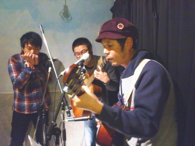 大阪ブルースユニットのフジポップ