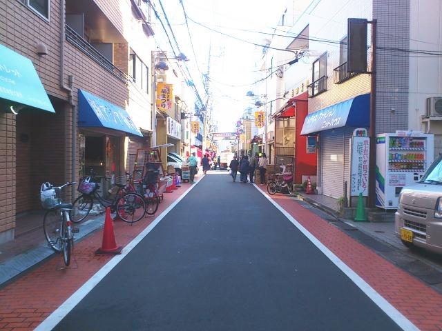 亀戸本通商店街