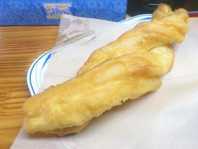 美味い揚げパン