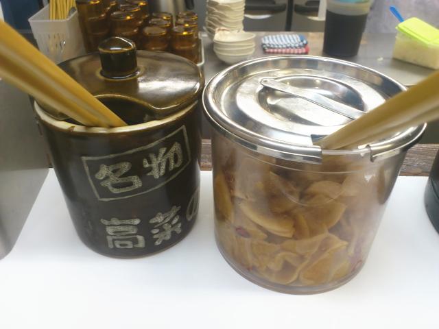 博多グルメの激ウマ惣菜がカウンターにフリーで食べホ